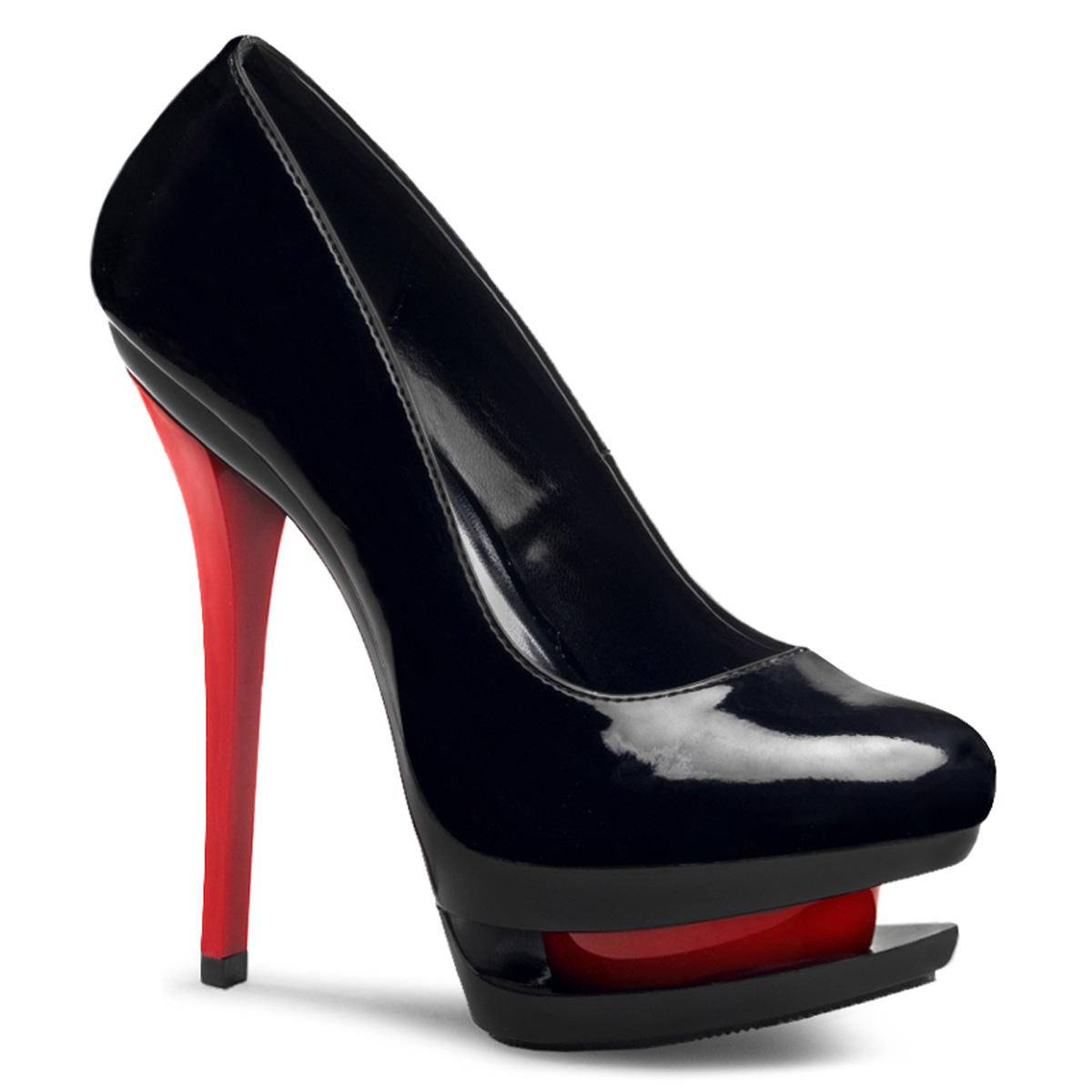 PLEASER Heel Blondie-685 Series 6