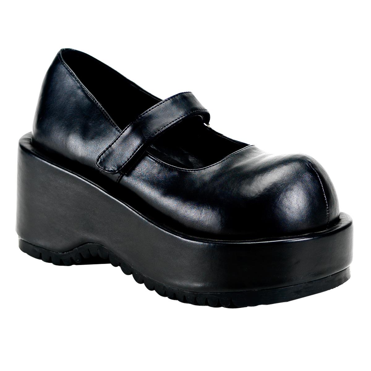 Demonia Dolly  01 Punk 3 1/4 P/F Gótico Punk 01 Zapatos de plataforma alternativa b3d7ff