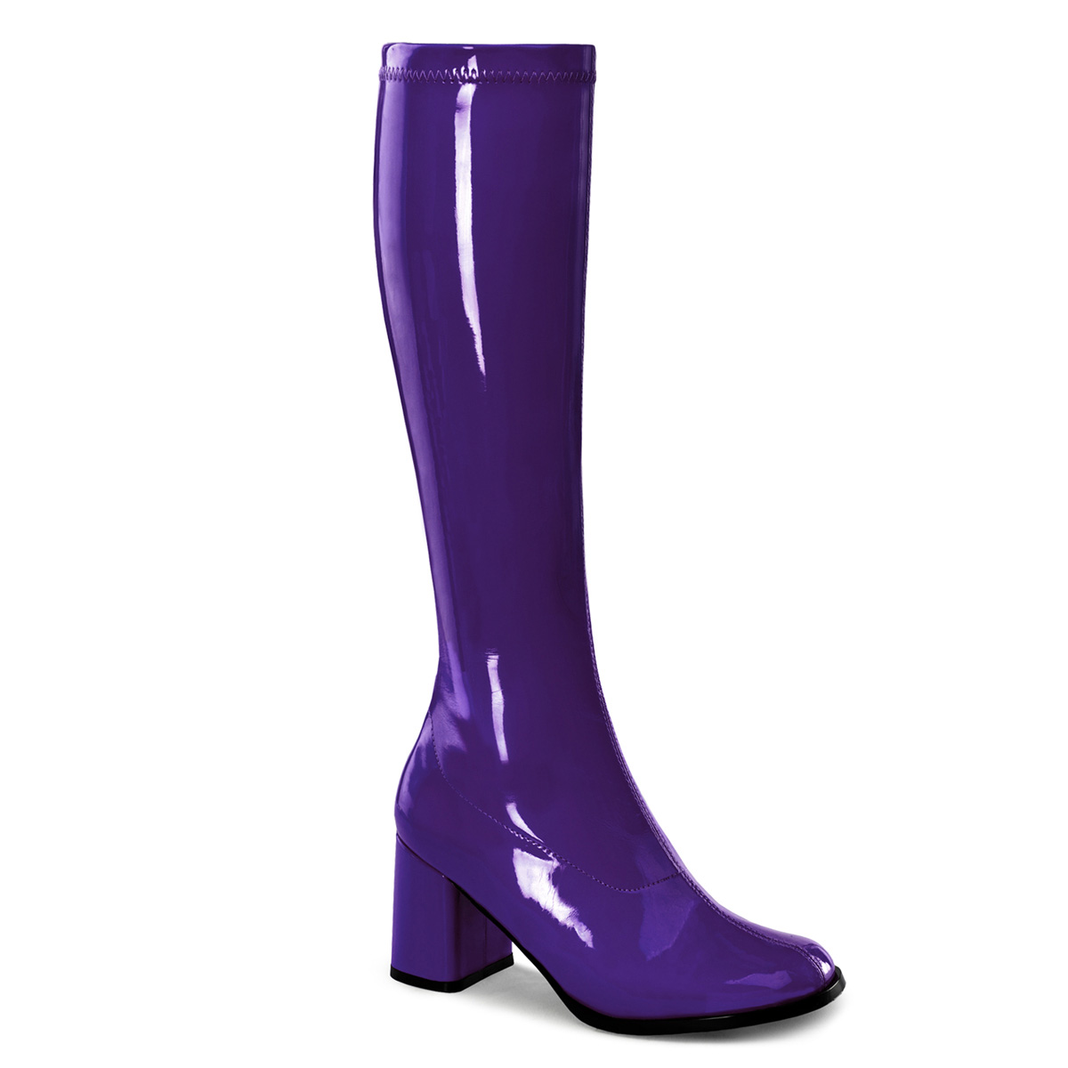 Funtasma Gogo 300 Purples UK 10 Purple Purple Purple Str Pat     7a3ca6