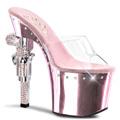 REVOLVER-701LS Fetisch Glitter & paljetter Sandal