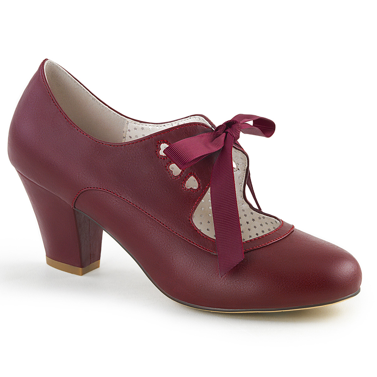 Wiggle 32 2 1 2'' Cuben Heel Mary by Jane Pump Schuhes by Mary PleaserUSA Größe 3a72f1