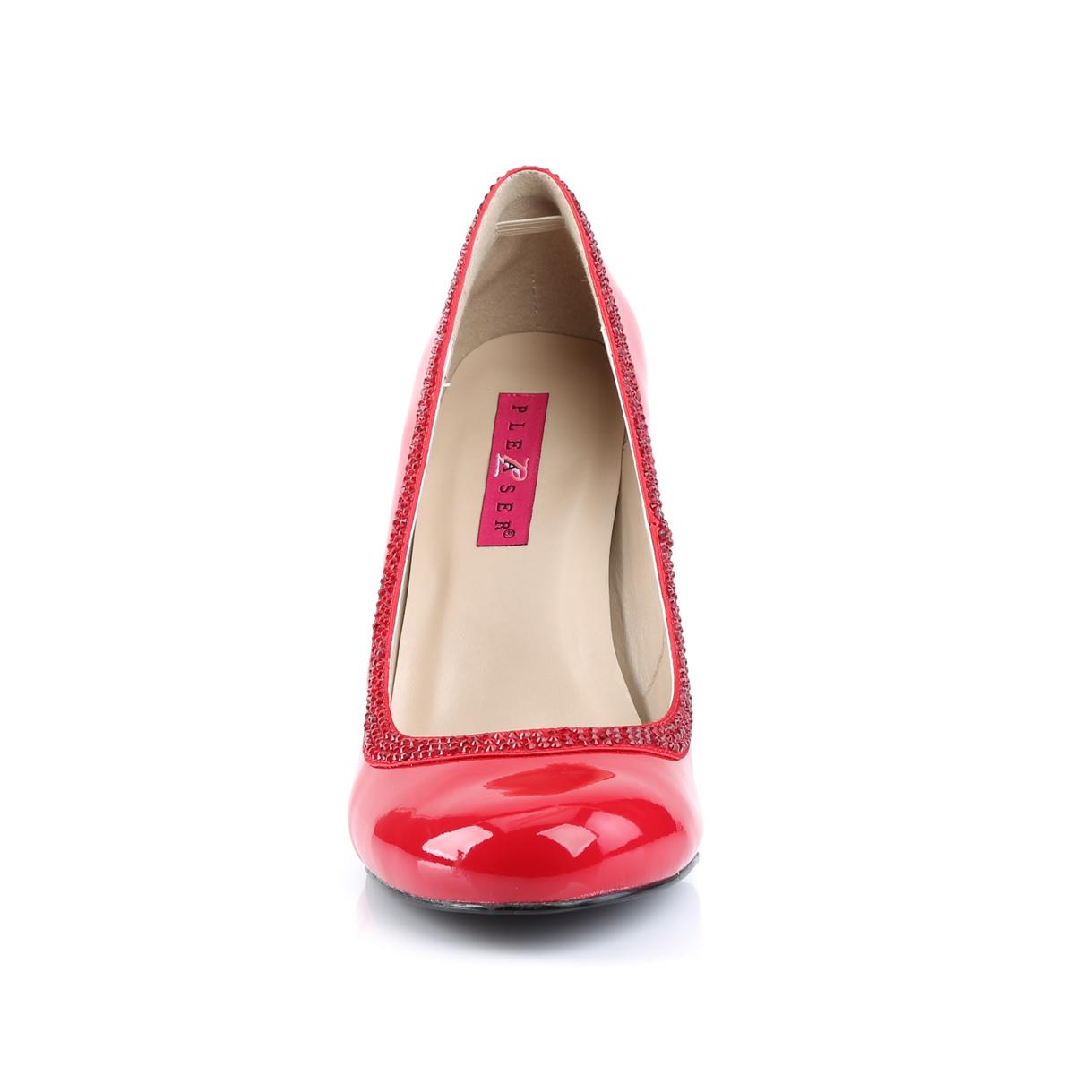 Pleaser Pink Label QUEEN-04 Günstige und gute Schuhe
